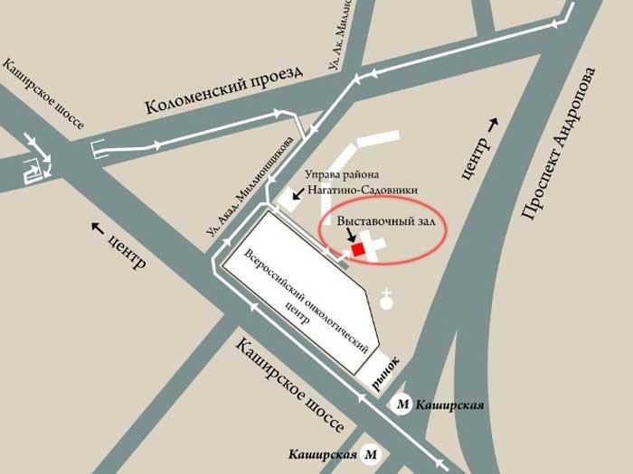 Гостиницы в районе метро каширская